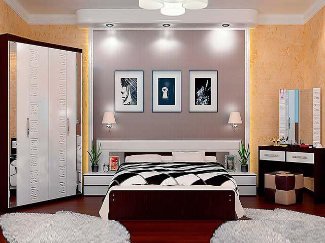 мебельная фабрика Vitamebel марий эл спальня Vivo 11 мебельный