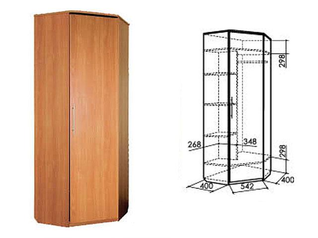 Шкафы. шкаф угловой б/з. мебельная фабрика rinner (ижевск).
