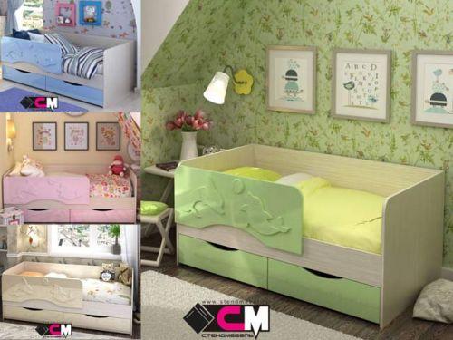 Новые детские кровати от Стендмебели
